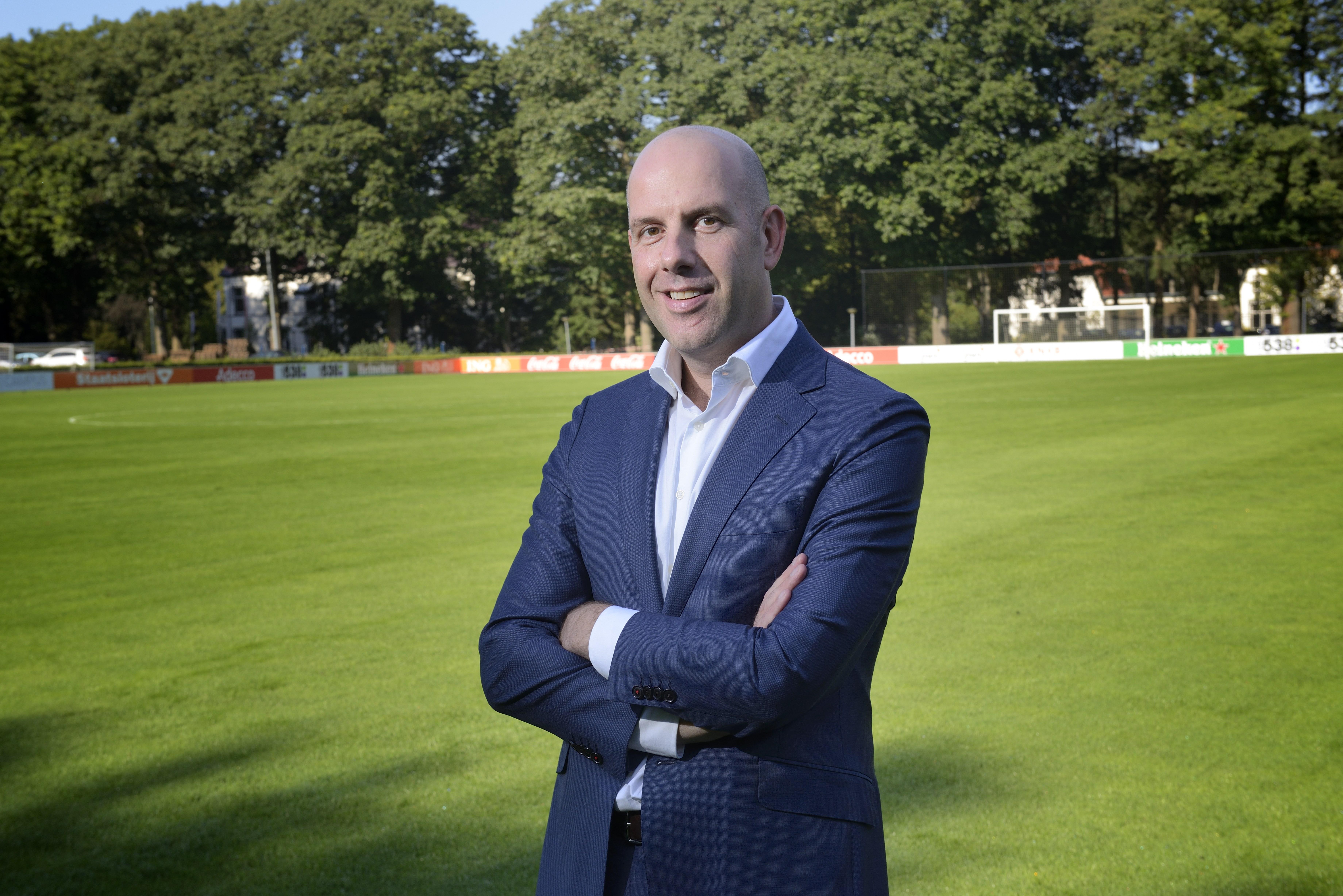 Gijs de Jong - KNVB
