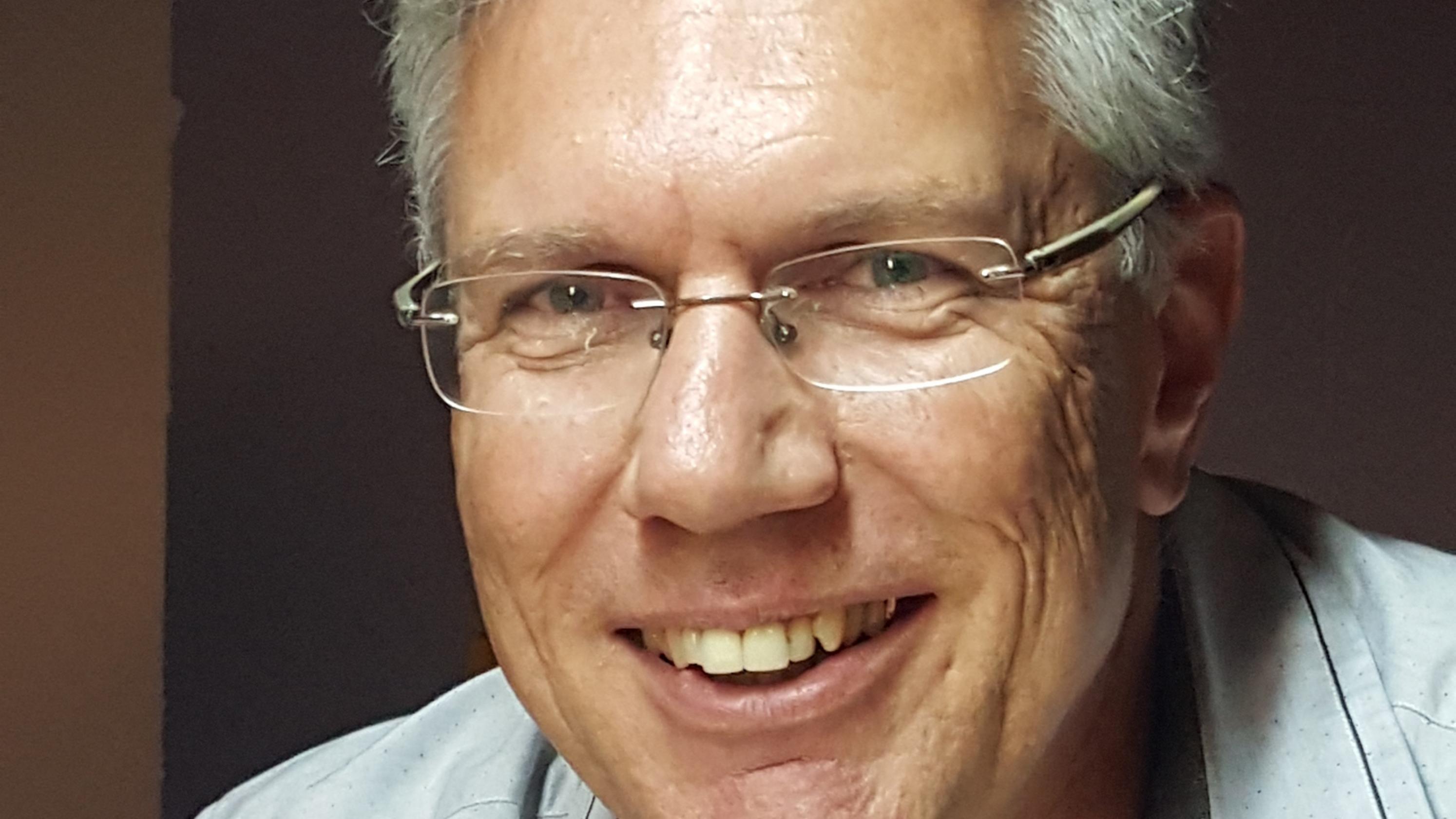 Egon Verharen - Manager R&D